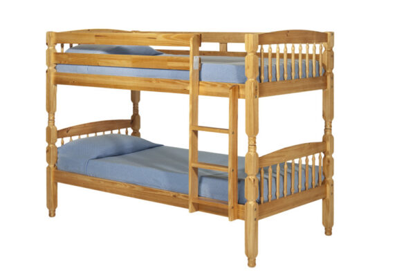 Wooden bunk bed - Alex