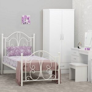 Annabel metal bed