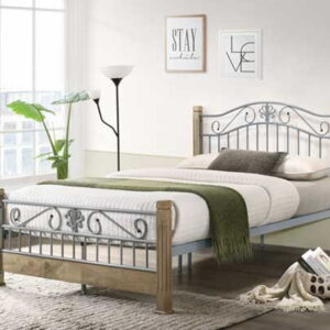 Colin metal bed