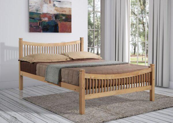 Jordan wooden bed